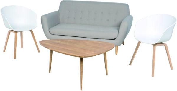 Ensemble About A Chair / Jonah