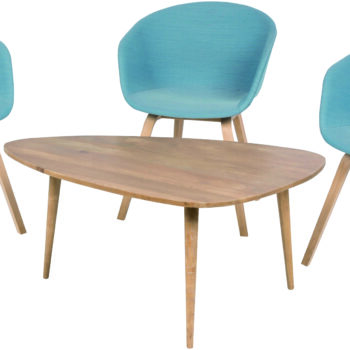 Ensemble About A Chair