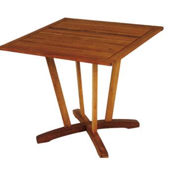 Table Carrée Exotique