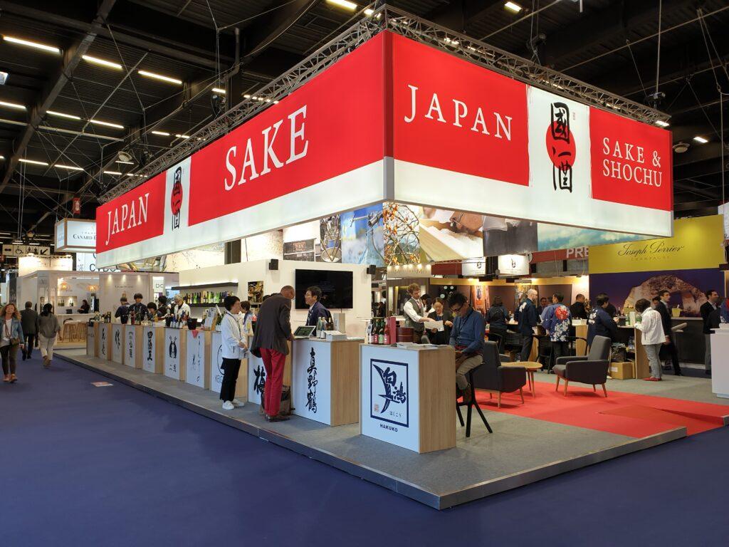 Japan Sake Shoku